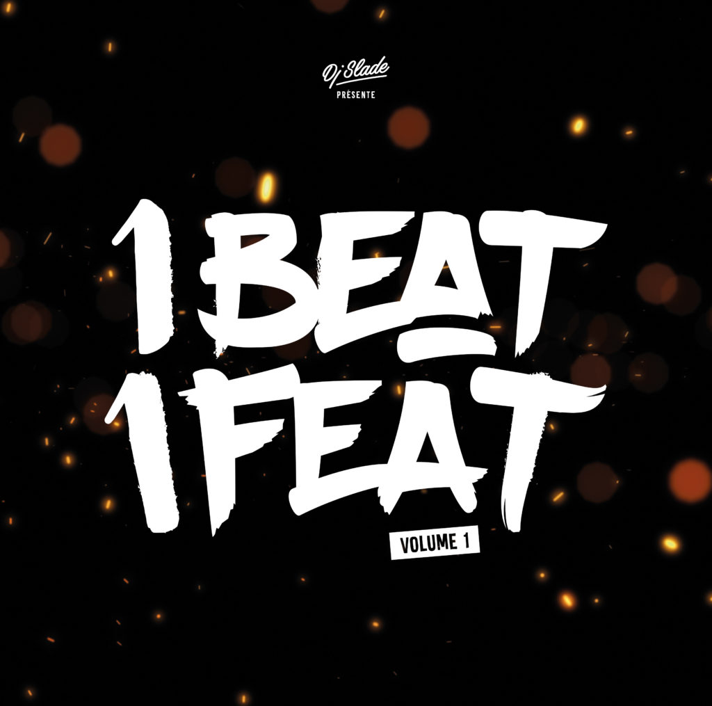 Dj Slade 1Beat 1Feat cover